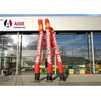 Quality Advertising Printing Tube Inflatable Air Dancer Rental Wavy Balloon Man wholesale