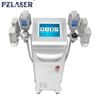 Quality One Stop Service Ultrasound Fat Cavitation Machine , Fat Burning Machine With Lasers wholesale