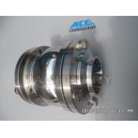 Quality Stainless Steel Sanitary Welded Check Valve Union Type Food Grade Check Valve Grade Clamped Check Valve wholesale