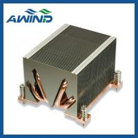 China Soldered heat sink on sale