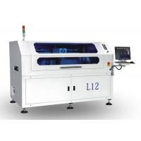 Quality Compact Solder Paste Screen Printing Machine , Automated SMT Stencil Printer wholesale