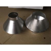 Quality Small Metal Spinning Process Parts With Stainless Steel Or Aluminum Material wholesale
