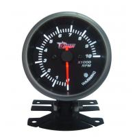 "Quality 20 LED Psi / Bar Oil Press Pressure Meter Universal Auto Gauges 2"" 52mm Black wholesale"