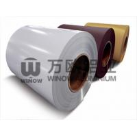 Quality 1050 1060 3003 Aluminium Sheet Coil , Prepainted Aluminum Coil 0.2-350mm Thickness wholesale