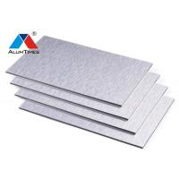 China Fire Resistant Aluminum Composite Panel For Exterior / Interior Wall Decoration on sale