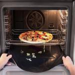 Quality Heavy Duty Non-stick Teflon Oven Liner/ Oven Spill Guard wholesale