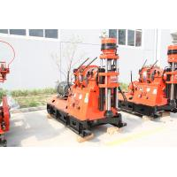 Cheap Hole Depth 700 - 1000m Skid Mounted Drilling Rig For Prospecting Mineral for sale