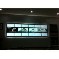 Buy cheap Ad Player LCD Video Wall Lcd Advertising Player Large Display System LG Panel product