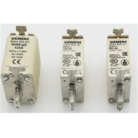 China Siemens 3NA Series Electrical Safety Fuses For Cable 3NA3801 LV HRC Link on sale
