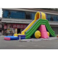Quality Professional Durable Large Commercial Inflatable Slide For Rent wholesale