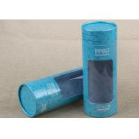 Buy cheap High Quality Cardboard Paper Tube with Window for Food product