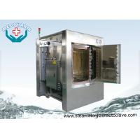 Quality Pass Through Hospital Steam Sterilizer With Self Diagnostic Microcomputer Function wholesale
