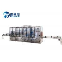 China 800BPH SUS304 7L Packaged Drinking Water Bottle Filling Machine on sale