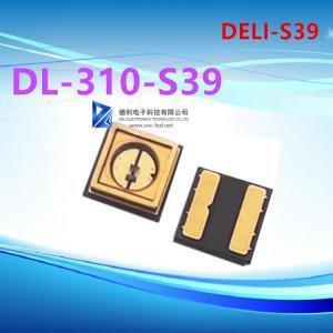 China Phototherapy UVC Light Bulb , Compact UV Lamp 10MW 5.8V UVC-310NM DL-310-S39 on sale