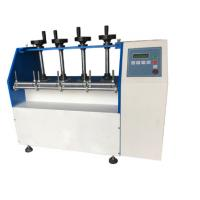 China Sell at a low price rubber sole shoes resistance bending testing machine on sale