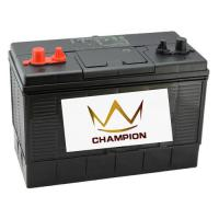 Quality Champion DIN 12V 125AH AMP MF Truck / Ship / Marine Lead Acid Battery wholesale