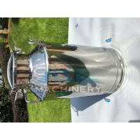 Cheap Food Grade Aluminum Milk Can with Lid Cheapest Milk Cans Small Milk Tank Milk for sale