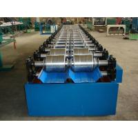 Quality G.I Steel Roof Panel Roll Forming Eqipment , Standing Seam Metal Roofing Sheet Roll Forming Machine wholesale