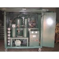 Quality Vacuum Automatic Two-Stage Transformer Oil Purifier wholesale