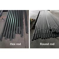 Quality R32 R38 T38 Round and Hex Drill Rod Used in short hole drilling, drifting and tunneling wholesale