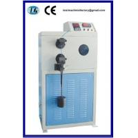 Quality JWJ-10 Wire Rope Repeated Bending Testing Machine wholesale