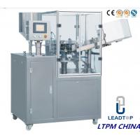 Quality Ointment Automatic Tube Filling and Sealing Machine For Aluminum Tube wholesale