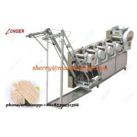 China Automatic Stainless Steel 7 Roller Dry Noodle Machine Manufacturer on sale