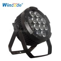 Quality Wireless APP Control Battery LED Uplight 12 * 18Watt Waterproof For Outdoor Stage wholesale