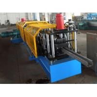 Quality High Speed Storage Shelf System Roll Forming Equipment 15 Stations Worm Gear Box wholesale