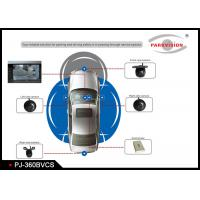 Quality 360 Degree Multi View Camera System 4 Way Video Recording And Playback wholesale