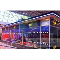 Cheap Removable 7D Cinema Equipment , Immersive XD Theatres with Whole Theater systems for sale