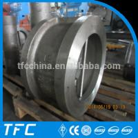 China wafer stainless steel dual plate check valve wafer lug on sale
