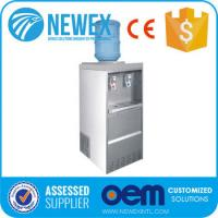 Quality Factory Direct Supply Pure Bottle Water Dispenser Bullet Ice Maker NIM-50AB wholesale