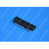 Buy cheap SFF8482 SAS 29P Connector DIP SMT Solder Crimp Type For Computer from wholesalers
