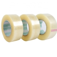 China ISO9001 Industrial Consumable Products Bopp Adhesive Tape Jumbo Roll on sale