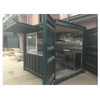 Cheap Modified Portable Container Coffee House 20' ,  40' Or Custom - Made for sale