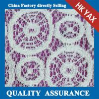 YAX China supplier wholesale YX1273 Fashional special design lace embroidery fabric,new fashion wedding embroidery lace