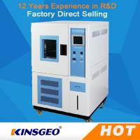 Quality Electrical Temperature Controlled Chamber , Humidity Testing Equipment wholesale