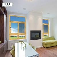 Quality Living Room Anodised Aluminium Sliding Windows / Aluminium Double Glazed Windows 4mm wholesale