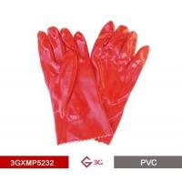 Quality Chemical Resistant Gloves-PVC Coated wholesale