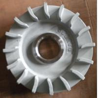 Quality Wear Resistant Material Submersible Slurry Pump Parts For Dredging Machine wholesale