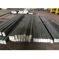 Buy cheap Professional Customized SS Flat Bar , 1.4057 Hardened Steel Rod 40mm * 5mm product