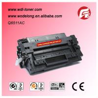 Quality New compatible laser toner cartridge Q6511A for HP 2400/2420/2430 wholesale