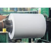 Cheap Customized Size Painted Aluminium Coil For Railway Stations Roofing System for sale