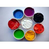 Quality Strong Light Fastness Color Paste Vivid Luster For Decorative Coatings wholesale