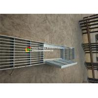 Quality HDB 1800X300 Hot Dipped Galvanized Steel Grating House Drain Grating With Hinge wholesale