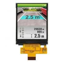 Quality HX8347I Driver IC CR250 240*320 2.4 Inch Tft Lcd Display wholesale