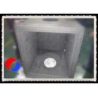 Square Cylinder Rigid Graphite Board , Insulation Felt For Vacuum Sintering Furnace
