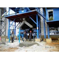 Quality Bucket Elevator Concrete Mixing Plant , Ready Mix Concrete Plant wholesale