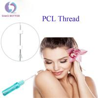 Quality Absorbable PCL Thread Lift Mesotherapy Needles Safety For Face Lifting wholesale
